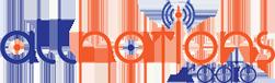 All Nations Radio Logo