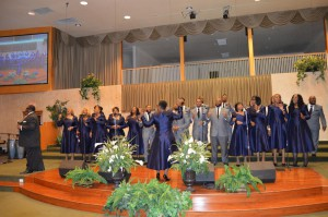 Bishop Ford & The Anointed Voices