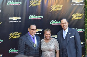 Don Jackson, Emma Davis & Dr. Bobby Jones