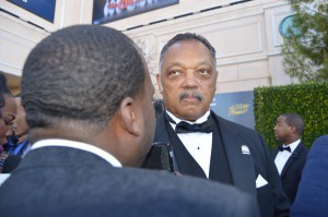 The Reverend Jesse Jackson, Sr.